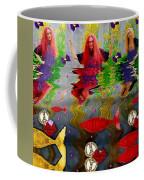 Vice Versa Pop Art Coffee Mug