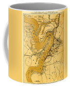 Vicksburg And Its Defenses Coffee Mug