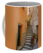 Vicolo Della Valle Riomaggiore Italy Dsc02537  Coffee Mug