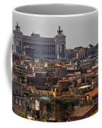 Victor Emmanuel Monument Coffee Mug