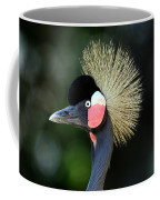 Victoria Crowned Crane Coffee Mug