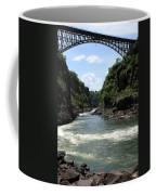 Victoria Falls Bridge - Zambia Coffee Mug