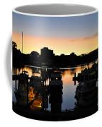 Victoria Harbor Sunset 3 Coffee Mug