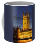 Victoria Tower - London Coffee Mug