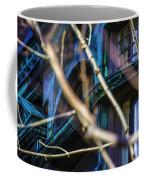 Victorian Abstract Two Coffee Mug