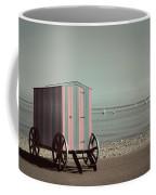 Victorian Bathing Machine Coffee Mug