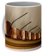 Victorian Copper Pots Coffee Mug