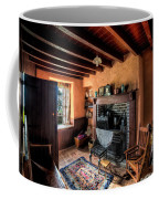 Victorian Cottage Coffee Mug by Adrian Evans