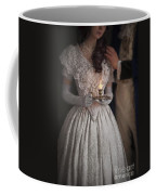 Victorian Couple By Candlelight Coffee Mug