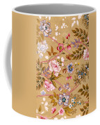 Victorian Floral Pattern Phone Case Coffee Mug
