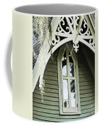Victorian Gable St Francisville Louisiana Coffee Mug