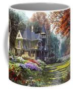 Victorian Garden Coffee Mug