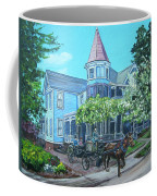 Victorian Greenville Coffee Mug