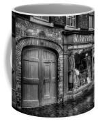 Victorian Menswear Coffee Mug by Adrian Evans