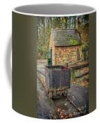 Victorian Mining Cart Coffee Mug