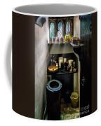 Victorian Pantry Coffee Mug by Adrian Evans