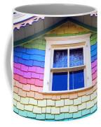 Victorian Rainbow Coffee Mug