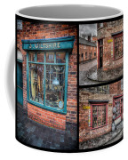 Victorian Shops Coffee Mug by Adrian Evans