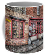Victorian Stores England Coffee Mug by Adrian Evans