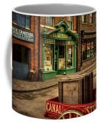 Victorian Town Coffee Mug