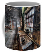 Victorian Workshops Coffee Mug by Adrian Evans
