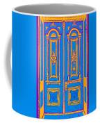 Victoriandoorpopart Coffee Mug