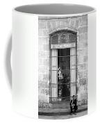 Victor's Not Here Coffee Mug