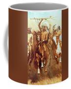 Victory Dance Detail Coffee Mug