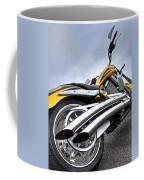 Victory Motorcycle 106 Vertical Coffee Mug