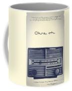 Video Killed The Radio Star Coffee Mug