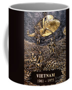 Vietnam 1961-1975 Coffee Mug
