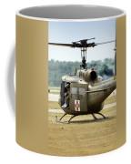 Vietnam Medevac Copter 369 Coffee Mug