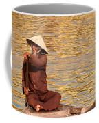 Vietnamese Boatman 01 Coffee Mug