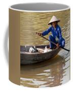 Vietnamese Boatwoman 01 Coffee Mug
