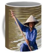 Vietnamese Boatwoman 02 Coffee Mug
