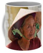 Vietnamese Lady Coffee Mug