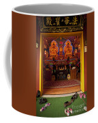 Vietnamese Temple Shrine Coffee Mug