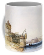 View At Basle, 1842 Coffee Mug by John Harper