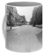 View East On 78th Street Coffee Mug
