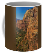 View From Angel's Landing 2 Coffee Mug