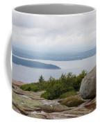 View From Cadillac Mountain Coffee Mug