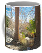 View From Creek Bed In Andreas Canyon In Indian Canyons-ca Coffee Mug