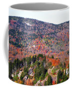 View From Devil's Courthouse 3 Coffee Mug