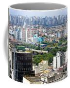View From Edificio Martinelli 2 - Sao Paulo Coffee Mug