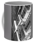 View From Edificio Martinelli Bw - Sao Paulo Coffee Mug