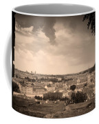 View From Hradcany Of Mala Strana Coffee Mug