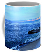 View From La Jolla Coffee Mug