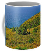 View From Skyline Trail In Cape Breton Highlands Np-ns Coffee Mug