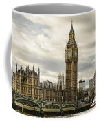 View From Southbank Coffee Mug