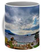 View From The Balcony Suite - Sagamore Resort Coffee Mug